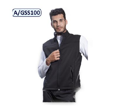 Gilet uomo soft shell